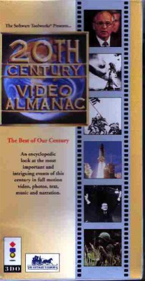 20th Century Video Almanac Cover Art