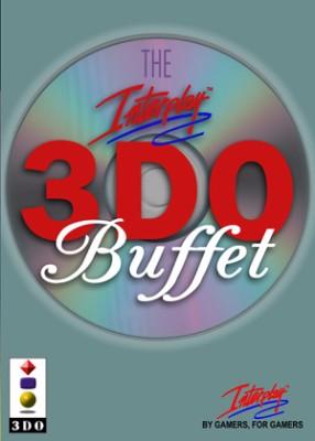 3DO Buffet Cover Art