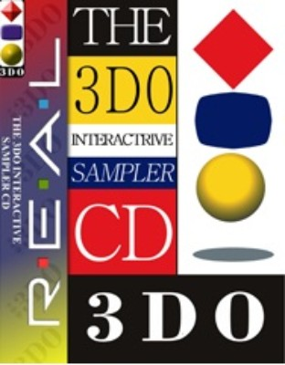 3DO Interactive Sampler CD 3 Cover Art