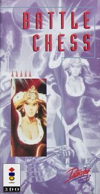 Battle Chess Cover Art
