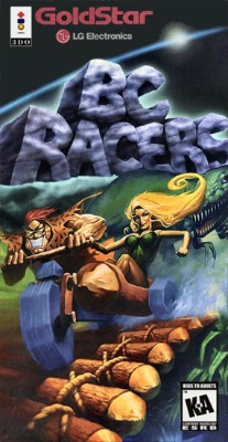 BC Racers Cover Art