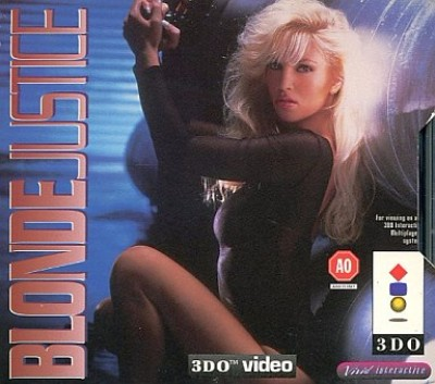 Blonde Justice Cover Art
