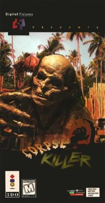 Corpse Killer Cover Art