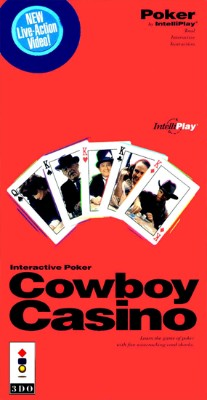 Cowboy Casino Cover Art