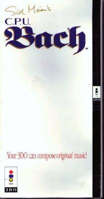 C.P.U. Bach Cover Art