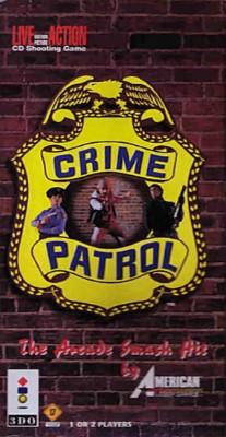 Crime Patrol Cover Art