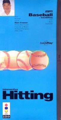 ESPN Baseball: Interactive Hitting Cover Art