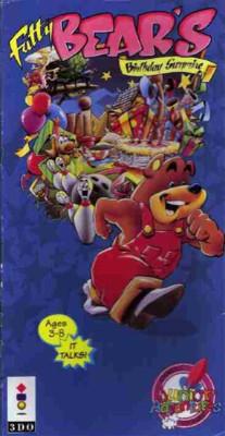 Fatty Bear's Birthday Surprise Cover Art