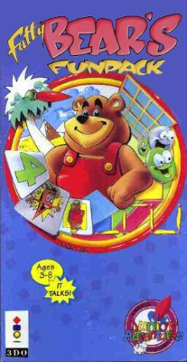 Fatty Bear's Fun Pack Cover Art