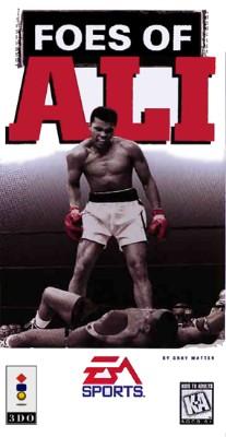Foes of Ali Cover Art