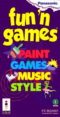 Fun 'N Games Cover Art