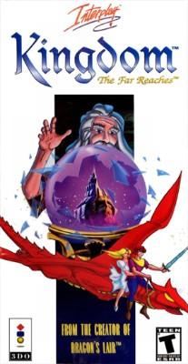 Kingdom: The Far Reaches Cover Art