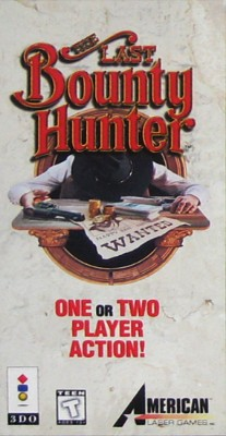 Last Bounty Hunter Cover Art