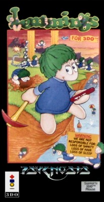 Lemmings Cover Art