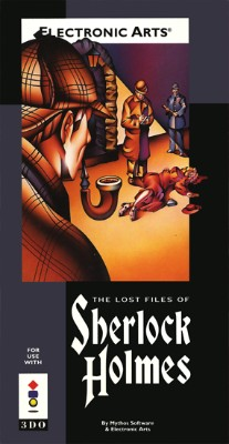Lost Files of Sherlock Holmes Cover Art