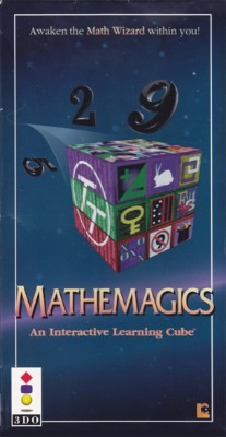 Mathemagics: An Interactive Learning Cube Cover Art