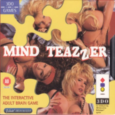 Mind Teazzer Cover Art