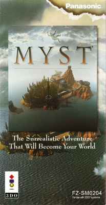 Myst Cover Art