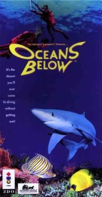 Oceans Below Cover Art