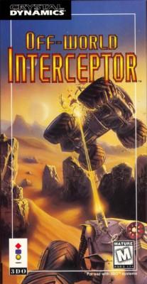 Off-World Interceptor Cover Art