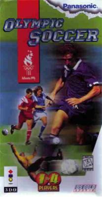 Olympic Soccer Cover Art