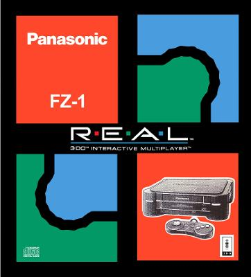 3DO Console [Panasonic FZ-1] Cover Art