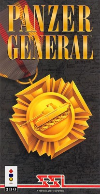 Panzer General Cover Art