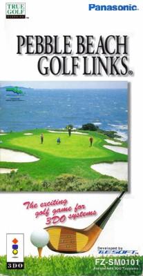 Pebble Beach Golf Links Cover Art