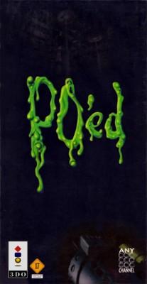 PO'ed Cover Art