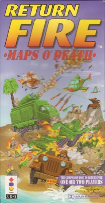 Return Fire: Maps O' Death Cover Art