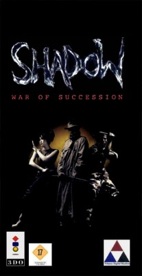 Shadow: War of Succession Cover Art