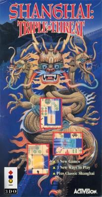 Shanghai: Triple Threat Cover Art