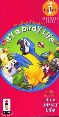 Shelley Duvall's It's a Bird's Life Cover Art
