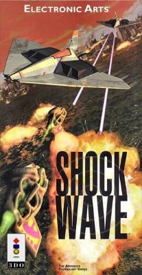 Shock Wave: Invasion Earth: 2019 Cover Art