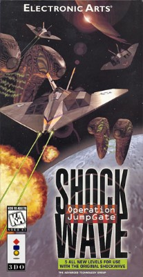 Shock Wave: Operation Jumpgate Cover Art