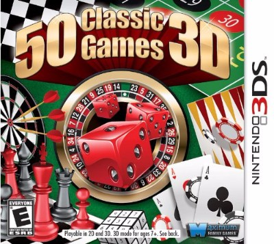 50 Classic Games Cover Art