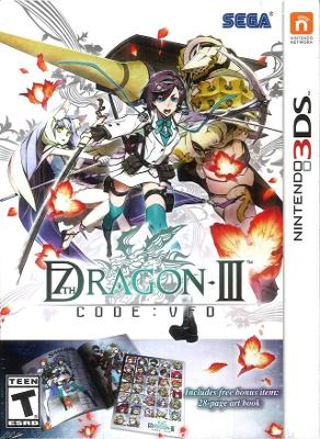 7th Dragon III Code: VFD [Launch Edition] Cover Art