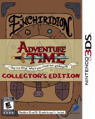 Adventure Time: Hey Ice King [Collector's Edition] Cover Art