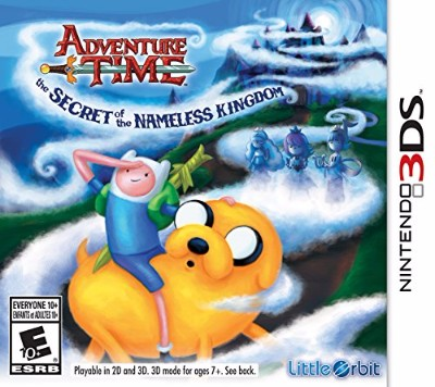 Adventure Time: The Secret of the Nameless Kingdom Cover Art