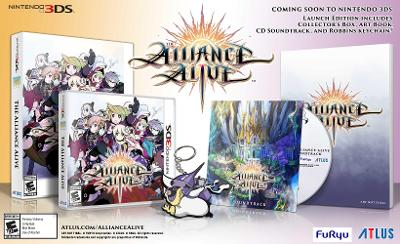 The Alliance Alive [Launch Edition] Cover Art