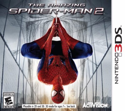 Amazing Spiderman 2 Cover Art