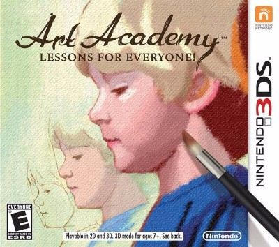 Art Academy: Lessons for Everyone Cover Art