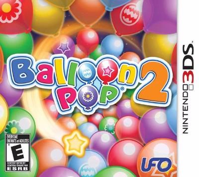 Balloon Pop 2 Cover Art
