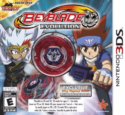 Beyblade: Evolution [Collector's Edition] Cover Art