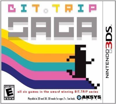Bit.Trip Saga Cover Art