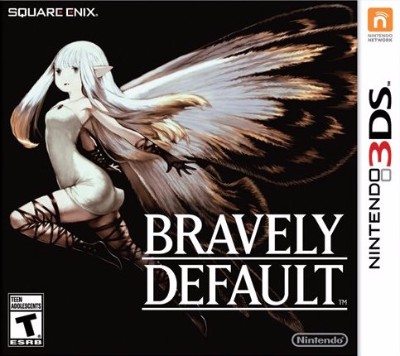Bravely Default Cover Art