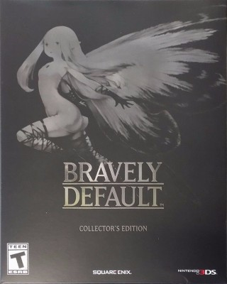 Bravely Default [Collector's Edition] Cover Art
