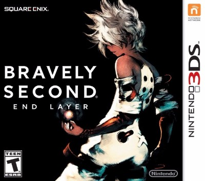 Bravely Second: End Layer Cover Art