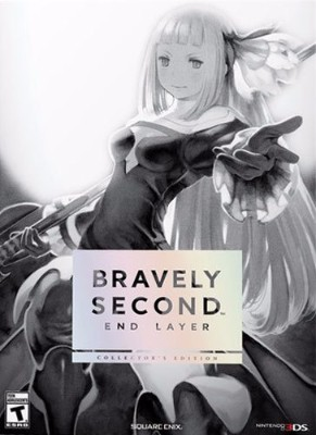 Bravely Second: End Layer [Collector's Edition] Cover Art
