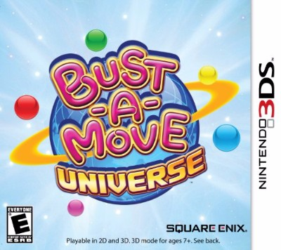 Bust-a-Move Universe Cover Art